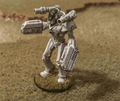 15mm Silmn support mech by Spielorjh