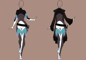 Fashion Adoptable Auction 66 - CLOSED by Karijn-s-Basement