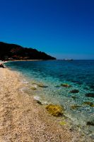 Greek Beach by fxstream