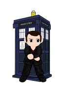 The Ninth Doctor by Soseiru