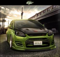 Ford Focus RS by EmreFast
