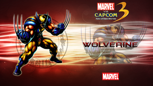 Marvel VS Capcom 3 Wolverine by CrossDominatriX5