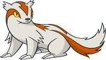 Shiny Linoone Global Link Art by TrainerParshen