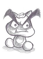 Goomba 1 by AdanMGarcia