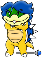 Ludwig von Koopa by Assassin--Knight