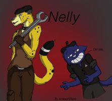 Nelly (finished) by Lonewolf23pro