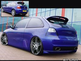 MG ZR by caingoe