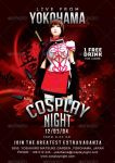 Cosplay night Yokohama by n2n44