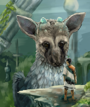 The last guardian by Unycronk