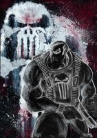 Punisher by Sinz02