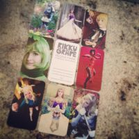 ~Business Cards~ by RikkuGrape