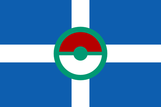 Flag of the Grecian League (EPL) by NikNaks93