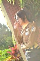 Hanji Zoe: In Deep Thought by sonodakoharu