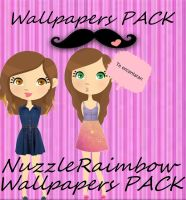 Wallpaper Pack by BeluCupkakeDePeeta