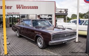 1966 Dodge Charger by compaan-art