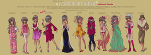Clothes Meme: Camila Melodia by yesi-chan