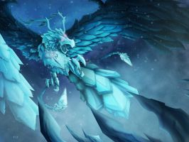 Anivia by lbasse