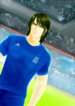 Hetalia-GREECE EURO2012 by ruralrural