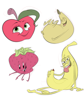 Fruity Catooties by LibraStone