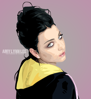 Amy Lee by tayamour