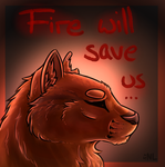 :. Fire will save us... .: Warriors| SPEEDPAINT by FrozenCappuccino