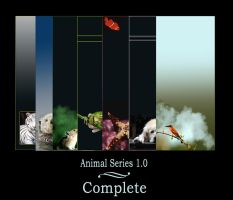 Animal Series1.0-Complete CSS by SilverPixiGirl