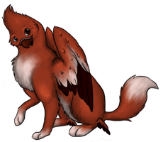 Gryphion New Breed - Female Fox Mimic by Neocridders