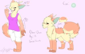Cherie Ref: Commision by Woods-Of-Lynn