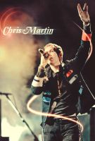 Chris Martin Live by Jencoldplayer