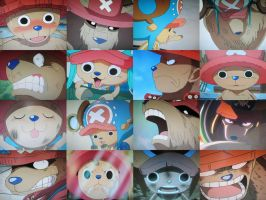 One Piece Chopper by OP-Girl16