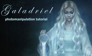 Galadriel tutorial by LiliaOsipova