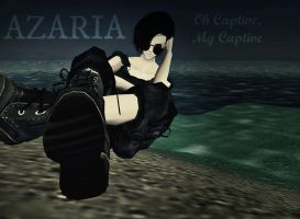 Azaria, Without Mercy Book Two Teaser by Dgholin