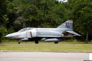 RF-4 Phantom by ChrisNs