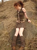 Wood Elf Costume 1 by SwirlzDesigns