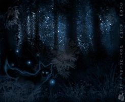 Mystic Forest by Snow-Body