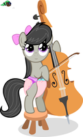 Octavia's a Natural by MLPCutePic
