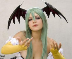 ::Morrigan:: by Ritsuka-kunn