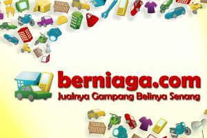 berniaga.com promotional graphic by adheeslev