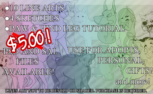 Huge Art Pack!! by yiffin