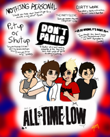 All Time Low by AllTrenchDisco