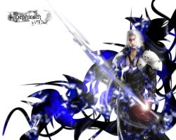 Final Fantasy Sephiroth by Bewolf