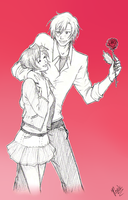 Ouran The Rose by KGX347
