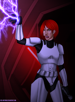 Taste the Dark Side of the Force! - CMSN by REQ-Inferno