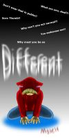 I'm Different by Falljoydelux