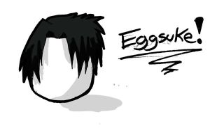Eggsuke :I by BloodlustBakura