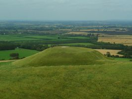The Ridgeway - Dragon Hill by PhilsPictures