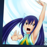 Wendy Marvell by Zerenma