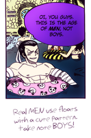 Bacchus Is a Real Man Chapter 298 by AlexanJ