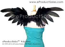 Valentine Feather Wings 4 costumes by eProductSales