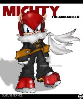 Mighty:The New Age by GunGrave89